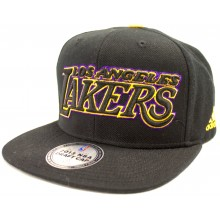 Los Angeles Lakers 2013 Draft Adjustable Flat Bill Hat