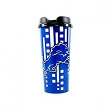 Detroit Lions 16-ounce Insulated Travel Mug