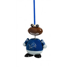 Detroit Lions Ballman Hanging Ornament