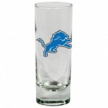 Detroit Lions Cordial 2 oz Shot Glass