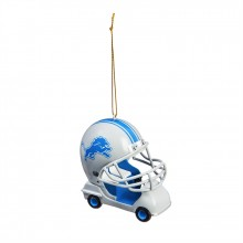 Detroit Lions  Field Car Ornament