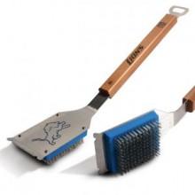 Detroit Lions Grill Brush