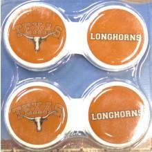 Texas Longhorns Contact Lens Case 2 Pack