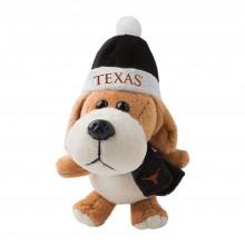 Texas Longhorns 4 inch Plush Dog Ornament