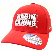 Louisiana Lafayette Ragin Cajuns Flex fit Size M/L Hat