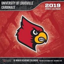 Louisville Cardinals 12 x 12 Wall Calendar (2019)