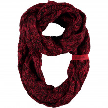 Louisville Cardinals Chunky Duo Knit Infinity Scarf