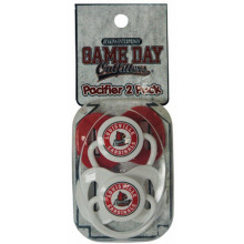 Louisville Cardinals Gameday 2 Pack Pacifiers