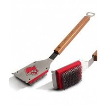Louisville Cardinals Grill Brush