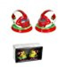 Louisville Cardinals Helmet Salt and Pepper Shakers