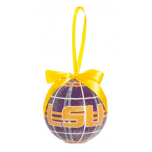 LSU Tigers 100mm LED Ball Ornament