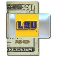 LSU Tigers Bar Money Clip