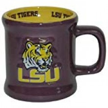 LSU Tigers Game Day Relief Mug 12oz