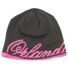 NBA Officially Licensed Orlando Adidas Pink And Black Cuffless Beanie
