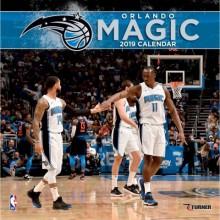 Orlando Magic 12 x 12 Wall Calendar 2019