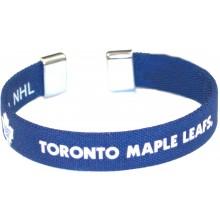Toronto Maple Leafs Ribbon Band Bracelet