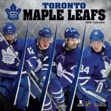 Toronto Maple Leafs 12 x 12 Wall Calendar