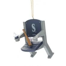 Seattle Mariners Team Stadium Chair Ornament