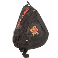Maryland Terrapins Sideswipe Sling Backpack