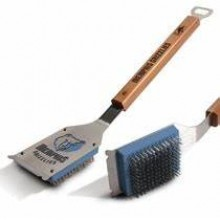 Memphis Grizzlies Grill Brush