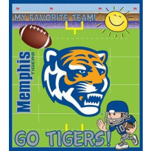 Memphis Tigers 24 Piece Youth Puzzle
