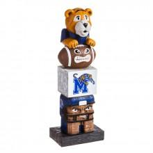 Memphis Tigers Tiki Totem