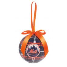 New York Mets 100 MM LED Ball Ornament
