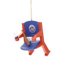 New York Mets Team Stadium Chair Ornament