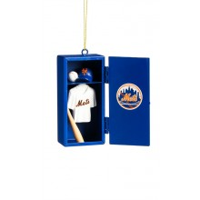 New York Mets Team Locker Ornament