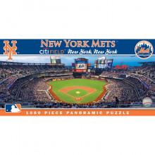 New York Mets 1000 Pc. Panoramic Puzzle