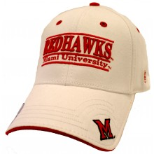 Miami Redhawks A-Flex Stretch Fit Hat