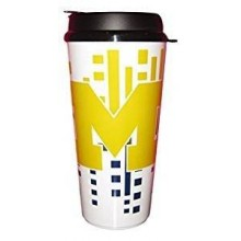 Michigan Wolverines 32-ounce Single Wall Hype Tumbler