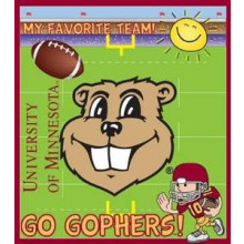 Minnesota Golden Gophers 24 Piece Youth Puzzle