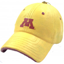 Minnesota Golden Gophers Ball Cap Hanging Ornament