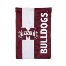 Mississippi State Bulldogs Embellish Garden Flag
