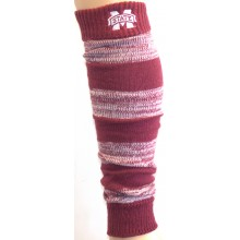 NCAA Mississippi State Bulldogs Leg Warmers