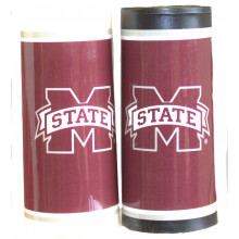 Mississippi State Bulldogs Team Pre-Filled Salt and Pepper Shaker Set