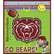 Missouri State Bears 24 Piece Youth Puzzle
