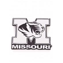 "Missouri Mizzou Tigers 3"" Chrome Emblem"