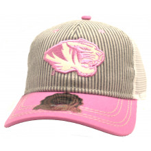 "Missouri ""Mizzou"" Tigers Womens Pink OC Collection Adjustable Hat"