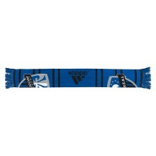 MLS Impact Montreal Halftime Jacquard Scarf Fringed Scarf