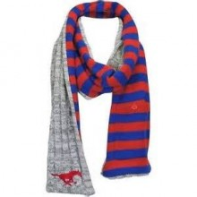 Southern Methodist Mustangs Light Gray Varsity Scarf