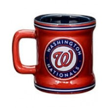 Washington Nationals  Mini Mug 2 oz Shot Glass