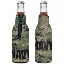 United States Navy 12 ounce Bottle Hugger Koozie Cooler