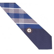 US Military Navy Woven Polyester Necktie