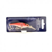 North Carolina State Wolfpack  Minnow Crankbait Fishing Lure