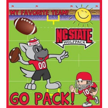 North Carolina State Wolfpack 24 Piece Youth Puzzle