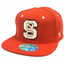 North Carolina State Wolfpack Flatbill Flex Fit XL Hat