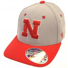 Nebraska Cornhuskers Zephyr Youth Flex Fit Hat