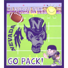 Nevada Wolfpack 24 Piece Youth Puzzle